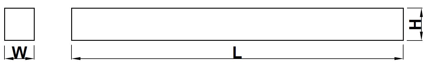 Lanya LEDowa oprawa liniowa